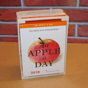 An Apple a Day - Kalender 2019