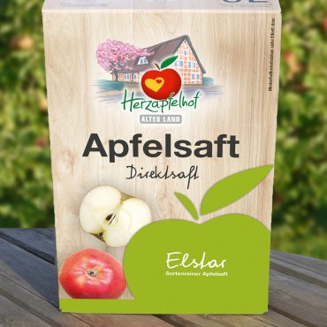 Elstar Apfelsaft 5l Bag in Box Elstar