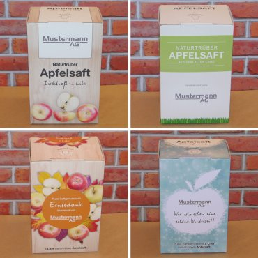 Promo-Bio-Apfelsaft Bag in Box 5l